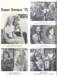 Super Seniors '75 (from addendum to our yearbook, page 1)